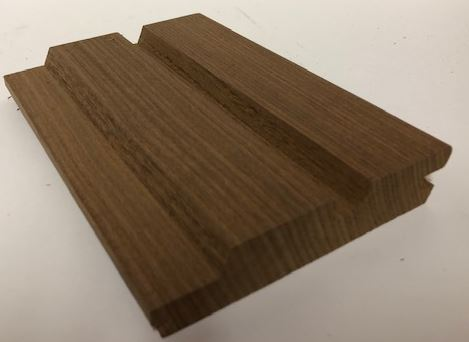 planch.n°13 gemini afrormosia 27x145mm (7.7lm/m²)